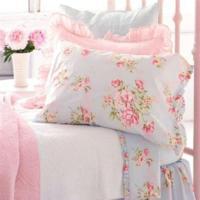 Romantisch beddengoed voor de slaapkamer