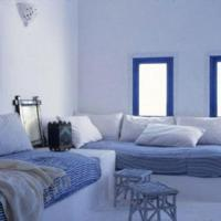 een blauwe slaapkamer inrichten, Meubels Ideeën