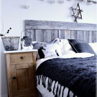 slaapkamer brocante inrichten