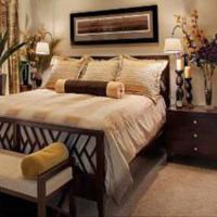 Ideeën gouden slaapkamer